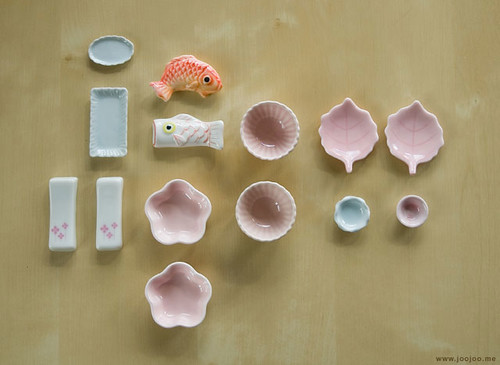 My ceramic collection | by {JooJoo}