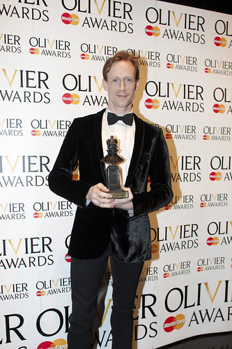 Edward Watson at the Olivier Awards 2012 | by Royal Opera House Covent Garden