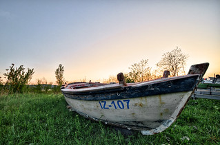 Old boat HDR | by Aljaž Vidmar | ADesign Studio