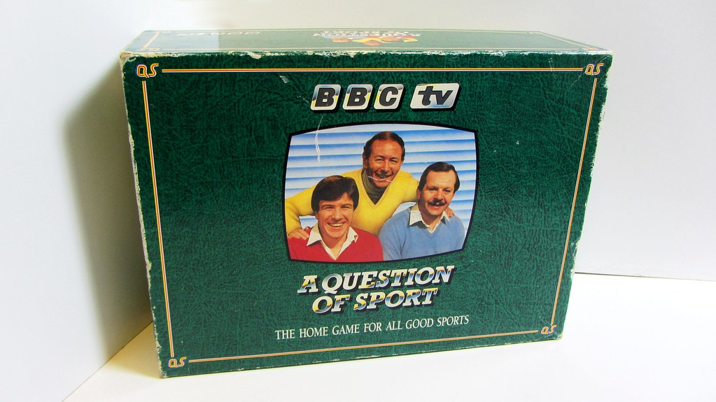 A question of sport game
