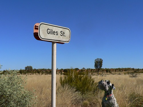 Giles in the Outback!!! | by The Pocket Rocket, On and Off.