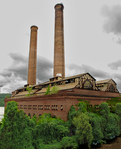 ye olde power plant | by Mycophagia
