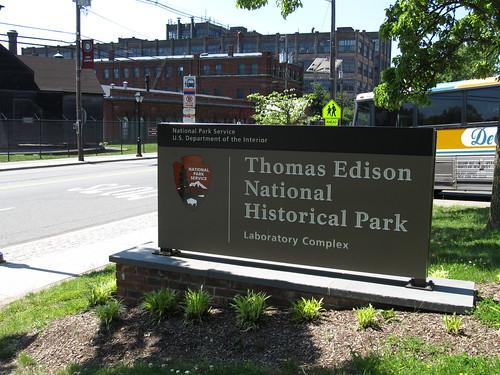 Thomas Edison Battery Powered Railroad Long Island