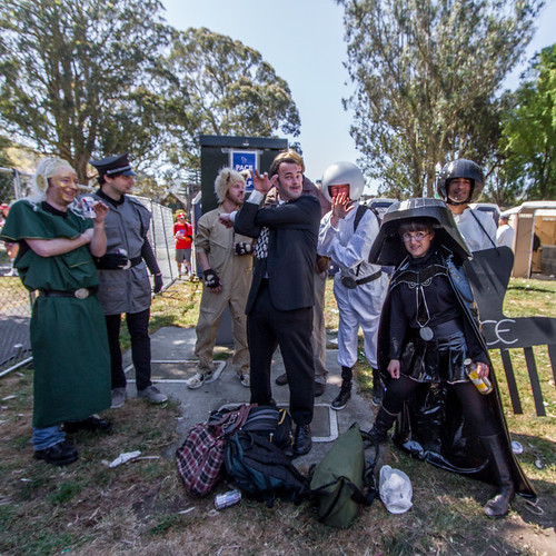 Bay To Breakers 2012: spaceballs | by bhautik_joshi