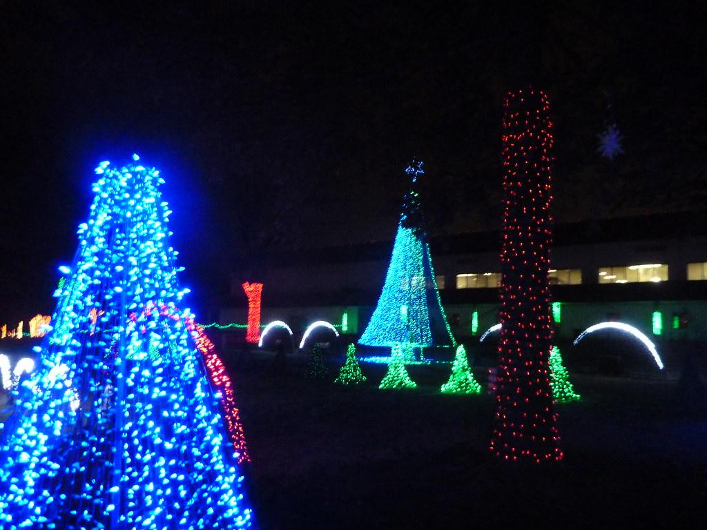 Rhema Christmas Lights.Rhema Christmas Lights 2011 Carey Haworth Flickr