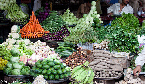 Vegetable Stall | by Areeb Anwer