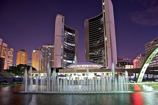 Toronto's City Hall | by Moe0