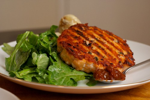 Salmon Burgers | by laura pants