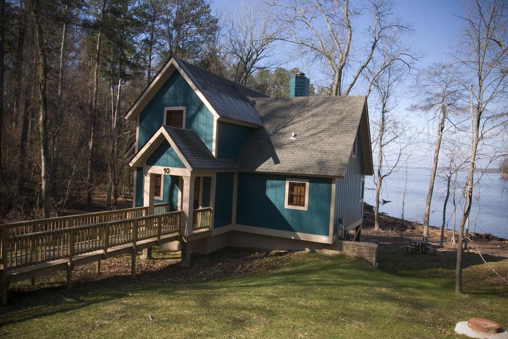 Joe Wheeler State Park Cottages 32