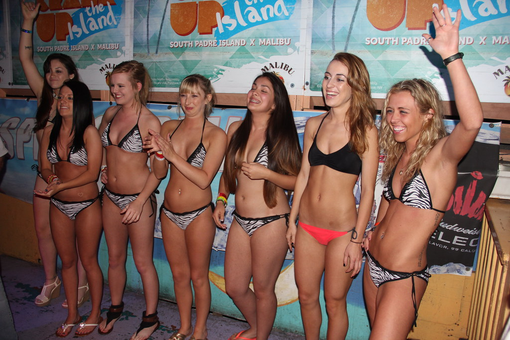 Bikini break contest picture spring
