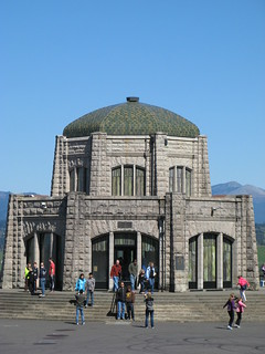 Vista House - Crown Point | by babbling brook