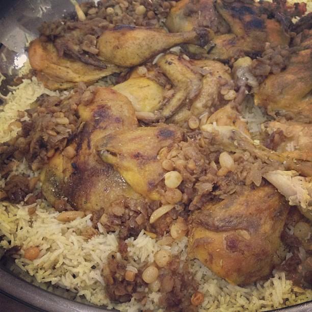 Lunch in Kuwait