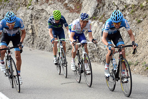 David Zabriskie - Tour de Romandie, stage 3 | by Team Garmin-Sharp