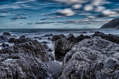 There was a mist on the sea…. | by stewartbaird