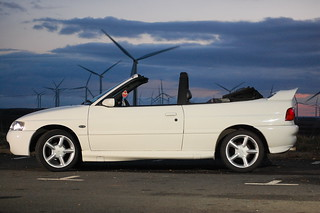 Ford Escort Ghia cabriolet | by 3.0s
