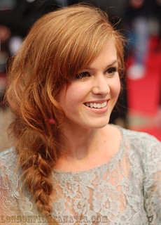 Isla Fisher attends The Dictator world premiere 10 May 2012 | by Mister J Photography