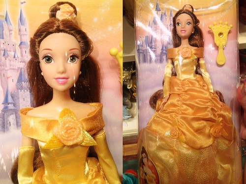 Belle parks collection doll | by Hilda Chui