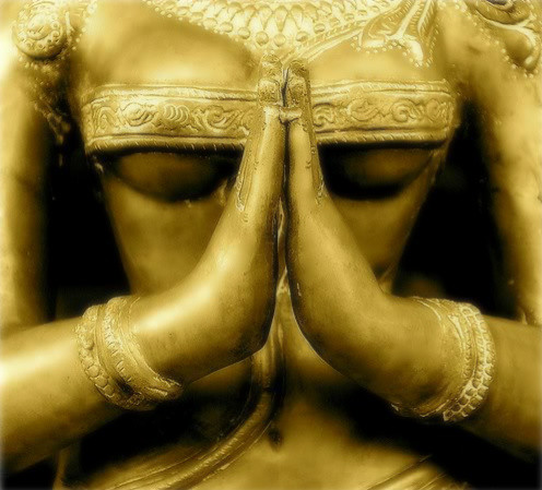 Mudra and Body Prayer | by Dreaming in the deep south