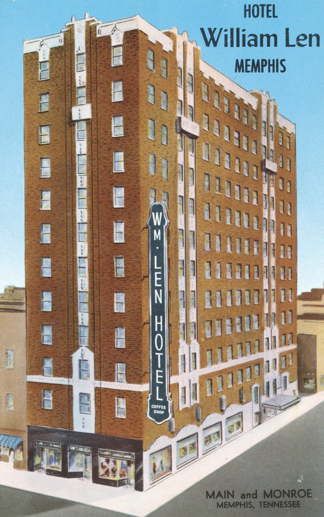 William Len Hotel - Memphis, Tennessee