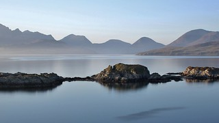 The Cuillins | by albion55