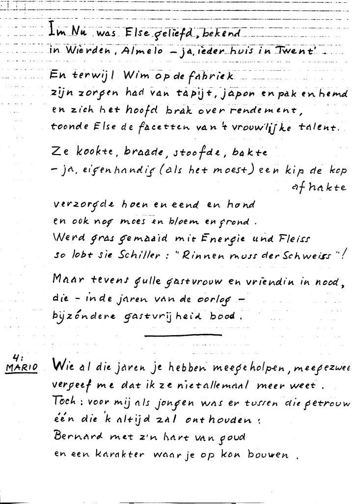 gedicht voor oma en opa