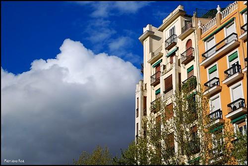 Edificio calle alfonso xii madrid edificio de la calle - H m calle orense madrid ...