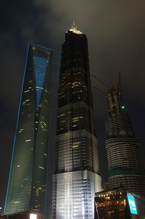 Shanghai - Two and a Half Skyscrapers | by cnmark