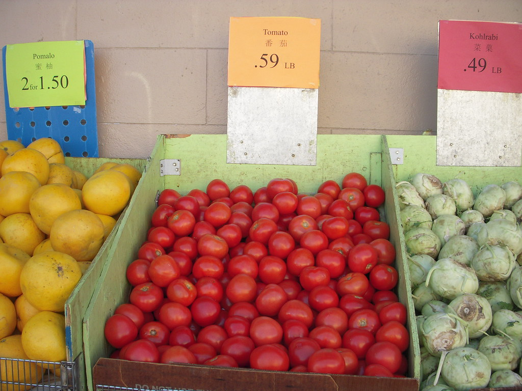 Tomatoes Were 59 Cents Per Pound By Axmai