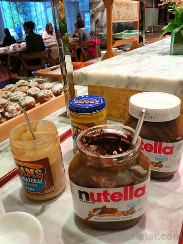Nutella Cafe Grand Opening