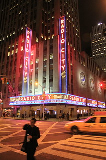 Radio City Music Hall | by picadilly