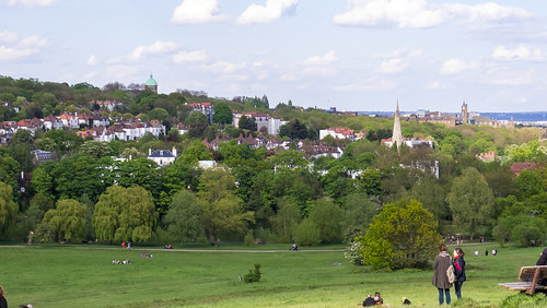 View from Parliament Hill, Hampstead Heath | by interbeat