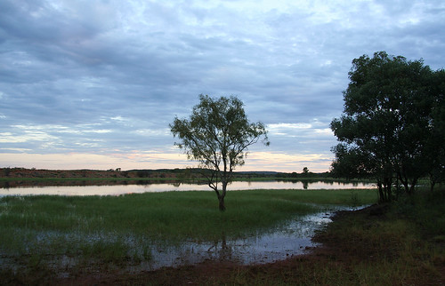 Cloncurry at dusk | by Cordial06