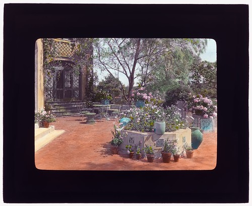 "[""Près Choisis,"" Albert Herter house, Georgica Pond, East Hampton, New York. (LOC) 