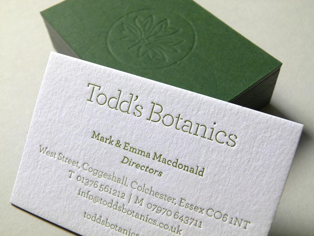 Letterpress business cards printed debossed onto 810gsm flickr letterpress business cards printed debossed onto 810gsm colorplan duplex card stock 3 colourmoves