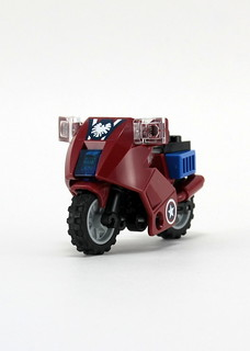 6865 Captain America's Avenging Cycle - Bike 2 | by fbtb