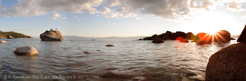Lake Tahoe Panorama | by JTBaskinphoto
