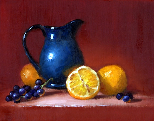 Water Mixable Oil Paints Information