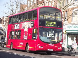 Arriva London DW44 | by Tom 99