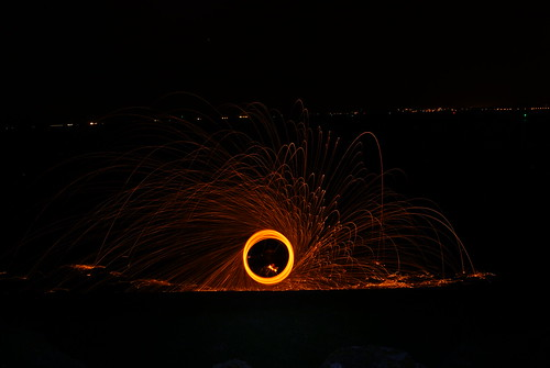 Sparks on the Seafront | by Silly Little Man