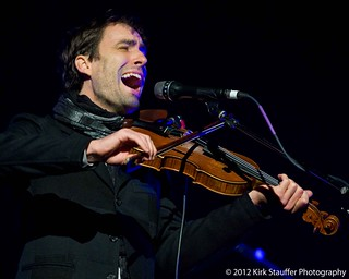 Andrew Bird @ Paramount Theater | by Kirk Stauffer