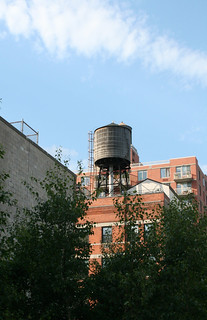 water tank, Highline - near W23rd | by h_savill