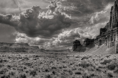 Cathedral Valley | by arbyreed