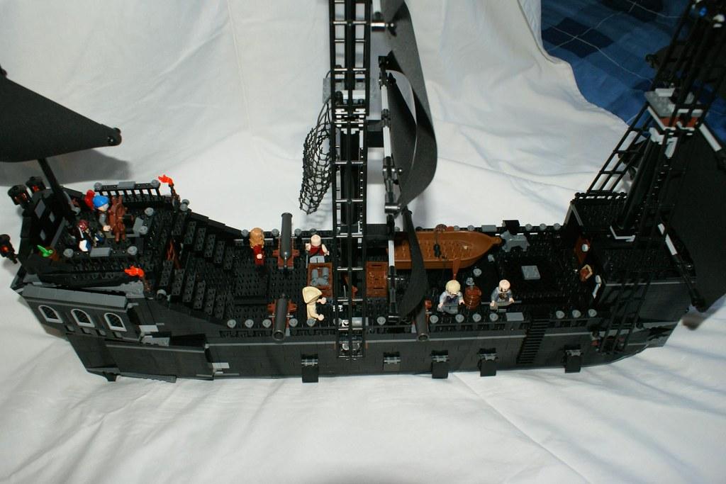 Lego The Black Pearl (3) | Mart & Stevie | Flickr