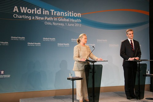 """A World in Transition – Charting a New Path in Global Health"""