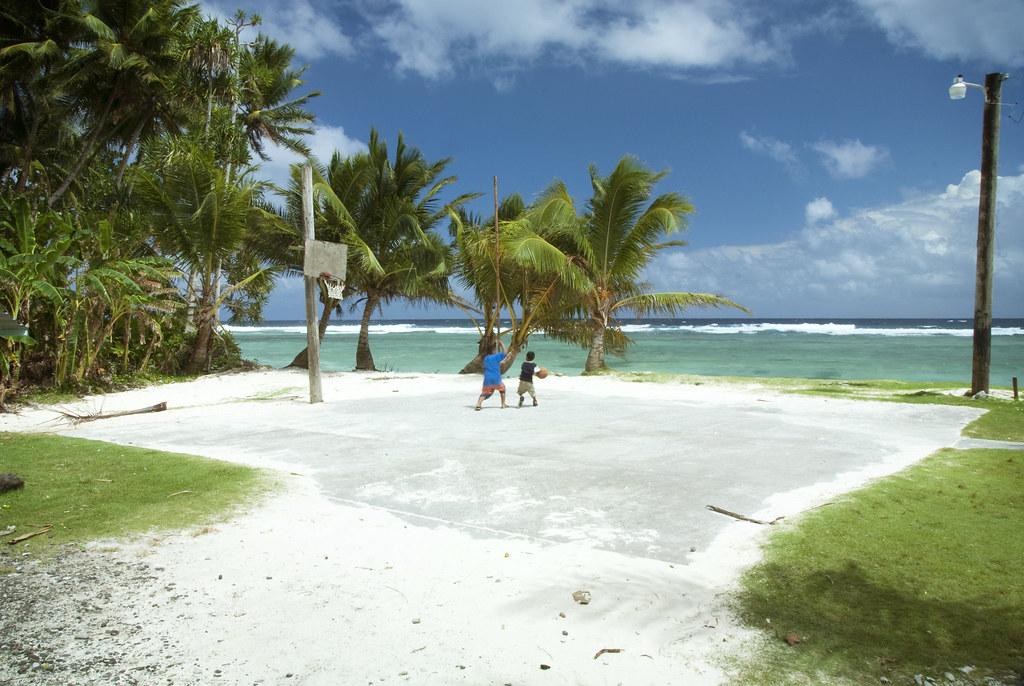 by the skeeto lounge - Island Life