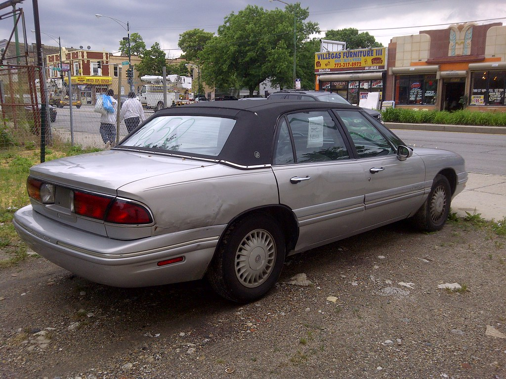99 Buick LeSabre For Sale