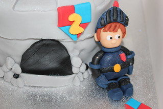 Mike The Knight Cake Pan