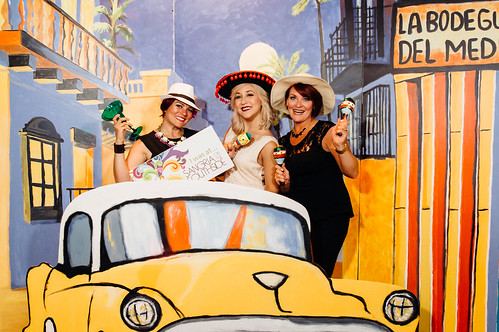 Join the Fiesta at Sangria on the Bluff on May 25th