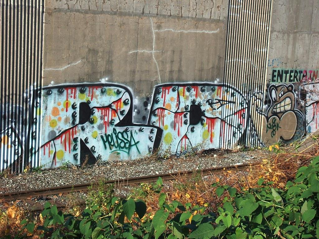 RD 357 GRAFFITI