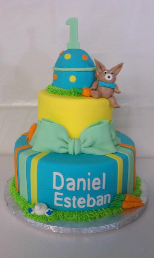 Easter Birthday Cake Clarissa Lopez Flickr